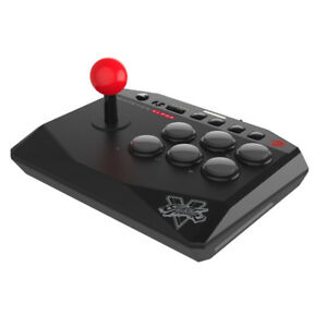 Street Fighter 5 Mad Catz Alpha Fight Stick for PS3 and PS4