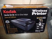 KODAK VERITE 55 SE ALL-IN-ONE WIRELESS PRINTER BOXED see details