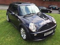 MINI ONE 1.6 2006 PANORAMIC ROOF FULL HEATED LEATHER GREAT LOOKING CAR!