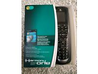 Logitech Harmony One Universal Remote Control Boxed