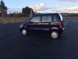 vauxhall agila - *** 26,000 *** miles from new - clean genuine original car...