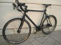 Black Cannondale CAADX Cyclocross