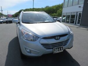 2011 Hyundai Tucson GLS *Heated Seats *Bluetooth