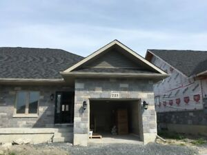 BRAND NEW SEMI-DETACHED DWELLING AVAILABLE OCT. 1, 2017