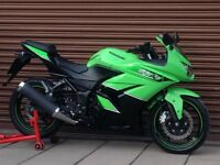 Kawasaki EX 250 Ninja. Only 8123miles. Delivery Available *Credit & Debit Cards Accepted*