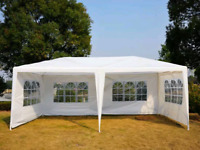 This 10'x 20'  Outdoor Gazebo Tent FOR RENT