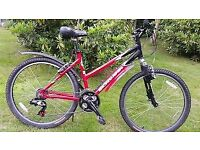 SCHWINN women's Frontier FSAL Sport Bike