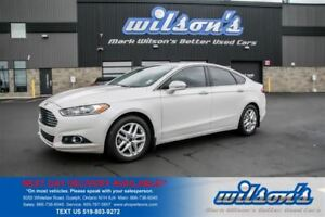 2013 Ford Fusion SE LEATHER! HEATED SEATS! REAR CAMERA! $64WK, 4
