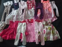 Newborn-3 Months Girls Clothes, Dresses, Tights, Summer Hat, Rompers, Cardigans