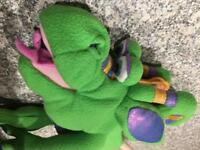 Melissa & Doug dragon puppet