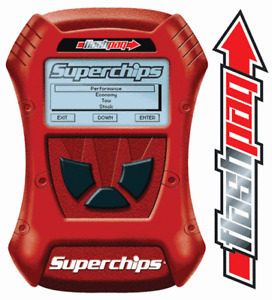superchip flashpack performance chip 99-07 F250 F350 powerstroke