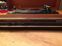 1960s record player - HMV - fully working