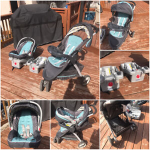 Snugride Click Connect 35 Graco Stroller