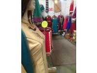 Readymade suits, sarees, kids wear