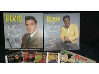 Elvis Presley - SILVER SCREEN TREASURES Vol.1 AND Vol 2 - CD set's - LAST ONES
