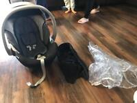 Cybex mamas and papas baby carrier