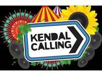 Kendal Calling ticket x2 Thursday - Sunday