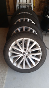 All Season Tires and Rims for Sale!