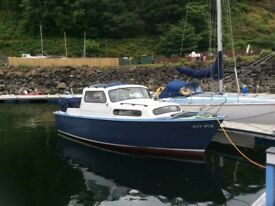 Albin 25ft Motor Boat. *Price Lowered*