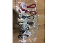 Joblot Doepfer patch cables UNUSED synth modular