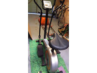 York Fitness 'Aspire' Cross Trainer, excellent condition, hardly used