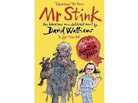 NEW CONDITION David Walliams Children's Books