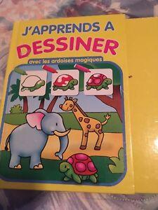 Livres jeunes 4 ans et plus coloriage et histoire