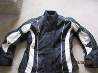 Ladies motorbike Jacket/Trousers/Boots.