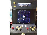 MAME tabletop arcade games machine,