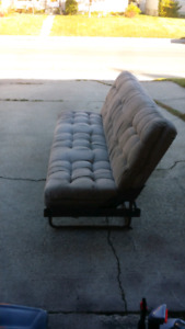 Visors and Van Couch/Bed