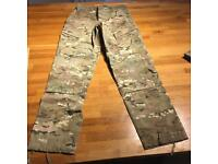 Authentic combat trousers