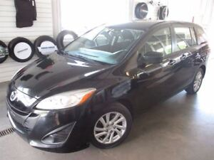 2012 Mazda MAZDA5 GS + 7 PASSAGERS+A/C+CRUISE+MAGS