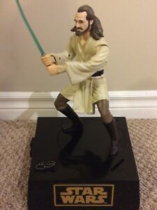 Star Wars Qui Gon Jinn Piggy Bank