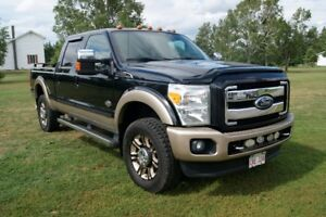 2011 FORD F-250 KING RANCH (up to200,000kmpemiem WARRANTY)