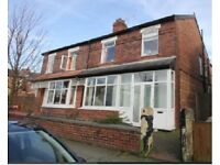 4 bedroom semi-detached house for Rent in Stretford