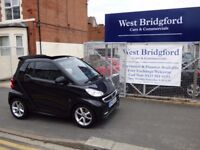 Smart Fortwo 1.0 MHD 21 Cabriolet Softouch 2dr £4,895