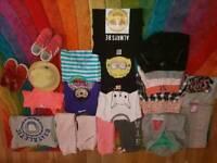 Big bundle of girl's clothes 6-8 years