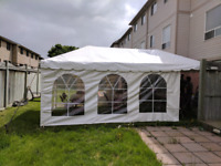 Party & Tent Rentals: Pickering! Contact us today!