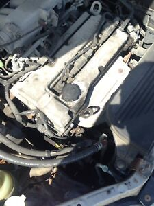 Mint 2001 mazda moving need gone low km