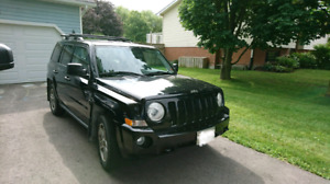 Jeep Patriot 2007 Trail Rated, 4x4