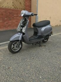 Hereld Motor Company Vogue 50cc 2015 Learner Legal