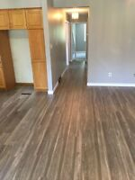 German Laminate installed  $2.69- SPCVinyl Click installed $3.69