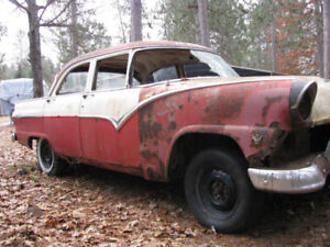 Wanted 1956 left / right front fenders