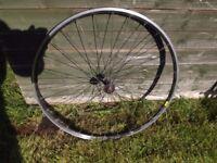 Mavic CXP22 Race Bike 700c Front Wheel