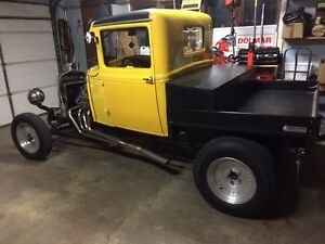 1930 Model A Ford Pickup Hot Rod