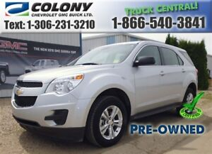 2015 Chevrolet Equinox LS FWD, PST PAID