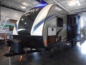 2017 SUNSET TRAIL 264 BH DOUBLE BUNKS 5000 LBS DRY WEIGHT