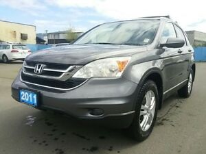 2011 Honda CR-V EX-L Leather ! All Wheel Drive ! and more ....