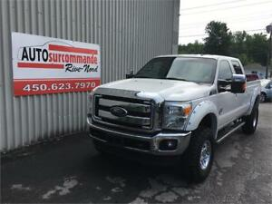 2011 Ford Super Duty F-250 SRW Lariat -- DIESEL --