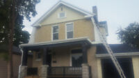 Siding soffit fascia eaves and repairs
